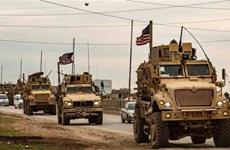 Sỹ quan quân đội Mỹ thiệt mạng sau cuộc phục kích ở miền Đông Syria