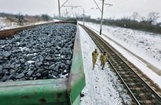 Ukraine thông qua nghị quyết áp thuế đối với than đá nhập khẩu từ Nga