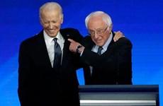 Bầu cử Mỹ 2020: Ông Sanders ủng hộ ứng cử viên tổng thống Biden