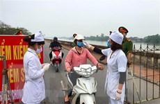 Tình hình COVID-19 ở Việt Nam sáng 14/4: Không ghi nhận ca mắc mới
