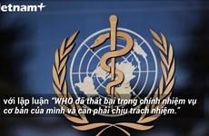 [Video] Đâu là nguyên nhân và hệ lụy việc Mỹ cắt tài trợ WHO?