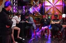 Lâm Đồng: Tạm giữ 30 đối tượng sử dụng ma túy trong quán karaoke
