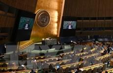 Đại hội đồng LHQ nêu bật vai trò WHO trong cuộc chiến chống COVID-19