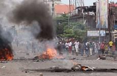 Hàng chục người thiệt mạng do giao tranh tại miền Đông CHDC Congo