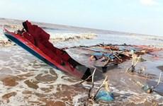 Khẩn trương tìm kiếm thuyền viên Indonesia mất tích trên biển
