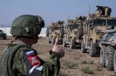 Nga và Thổ Nhĩ Kỳ tuần tra chung tại Syria tại tỉnh Hasakah