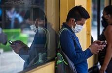 Dịch viêm đường hô hấp cấp COVID-19: Mỹ cung cấp máy thở cho Mexico
