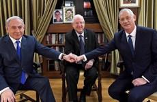 Tranh luận xung quanh thỏa thuận thành lập chính phủ Israel