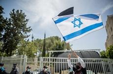 Quốc hội Israel phê chuẩn thỏa thuận thành lập chính phủ