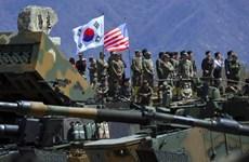 Hàn Quốc và Mỹ vẫn chưa thể thống nhất chia sẻ chi phí quốc phòng