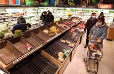 Giá lương thực thế giới giảm mạnh 3 tháng liên tiếp do dịch COVID-19