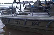 Venezuela phát hiện tàu và vũ khí mang phù hiệu của Colombia