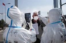 Trung Quốc nâng mức cảnh báo dịch COVID-19 tại thành phố Thư Lan