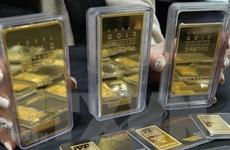 Giá vàng thế giới giảm trong phiên giao dịch ngày 11/5