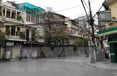 Giá mặt bằng kinh doanh tại Hà Nội giảm 20-30% do dịch COVID-19