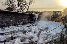 Tai nạn nghiêm trọng tại Ấn Độ, hàng chục người thiệt mạng