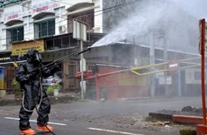 Dịch COVID-19: Thái Lan tiếp tục nới lỏng, Indonesia vẫn cảnh giác