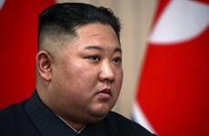 Chủ tịch Triều Tiên Kim Jong-un chủ trì hội nghị Quân ủy Trung ương