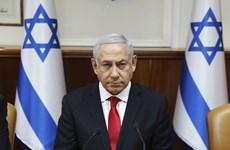 Thủ tướng Israel Benjamin Netanyahu sẽ ra hầu tòa hôm nay 24/5