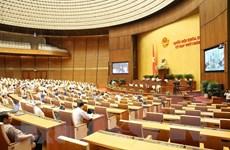 Quốc hội tuần làm việc thứ 2: Tập trung công tác xây dựng pháp luật