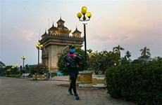 ADB cho Lào vay 20 triệu USD để chống dịch COVID-19