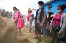 Mexico: Số ca bệnh và tử vong do COVID-19 tăng kỷ lục trong ngày