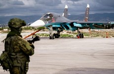 Nga triển khai đàm phán nhằm mở rộng căn cứ quân sự ở Syria