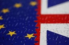 Vòng đàm phán thương mại giữa nước Anh và EU khó đạt được đột phá
