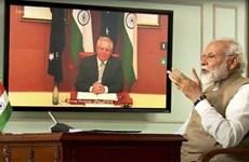 Ấn Độ và Australia tổ chức hội nghị thượng đỉnh trực tuyến