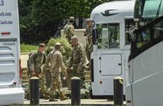 Tổng thống Mỹ ra lệnh rút lực lượng vệ binh quốc gia khỏi thủ đô