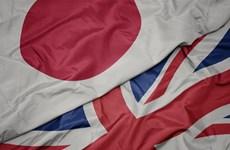 Nhật Bản và Anh chính thức đàm phán về thỏa thuận thương mại tự do