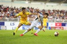Hoàng Anh Gia Lai giành 3 điểm trước Dược Nam Hà Nam Định