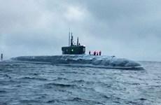 Hải quân Nga tiếp nhận tàu ngầm hạt nhân thế hệ mới nhất