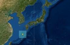 Động đất có độ lớn 6,3 làm rung chuyển khu vực phía Tây Nam Nhật Bản