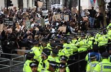Cảnh sát Anh áp đặt giới nghiêm tại trung tâm thủ đô London