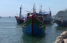Yêu cầu Trung Quốc phối hợp giải quyết vụ ép tàu cá ở khu vực Hoàng Sa