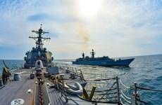 Mỹ khởi động tuần tra hải quân ở Biển Đen cùng các đồng minh