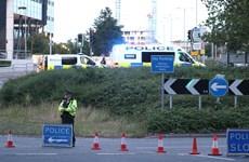 Anh: Đâm dao gây thương vong khi biểu tình ở thành phố Reading
