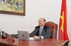 Việt Nam chia sẻ kinh nghiệm công nghệ hạt nhân trong ứng phó COVID-19