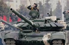 [Live] Nga: Lễ duyệt binh kỷ niệm 75 năm Ngày Chiến thắng phátxít