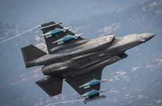 Máy bay tiêm kích Mỹ chạm trán máy bay trinh sát Nga ở Alaska