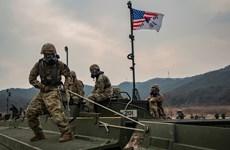 Tướng Mỹ hối thúc tổ chức các cuộc tập trận chung với Hàn Quốc
