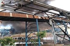 Nhiều người thương vong trong sự cố tại nhà máy nhiệt điện Ấn Độ