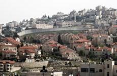 Palestine vận động thành lập liên minh ngăn Israel sáp nhập Bờ Tây