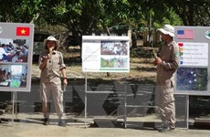 Giải quyết hậu quả chiến tranh: Điểm sáng quan hệ Việt Nam-Hoa Kỳ