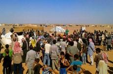 HĐBA LHQ cho phép nối lại viện trợ xuyên biên giới tới Syria