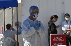 Kazakhstan tiếp nhận vật tư y tế do Việt Nam hỗ trợ chống COVID-19