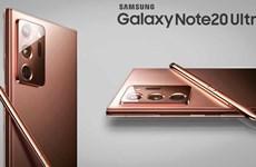 Galaxy Note 20 dự kiến là điện thoại thông minh 5G rẻ nhất của Samsung