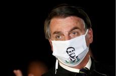 Tổng thống Brazil dương tính lần thứ 3 với virus SARS-CoV-2