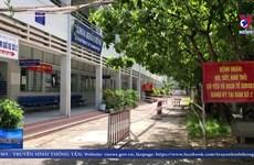 [Video] Phong tỏa bệnh viện C Đà Nẵng sau khi có ca nghi mắc COVID-19
